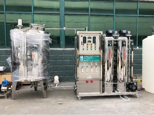 河南实验室纯化水设备厂家