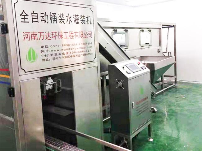 200桶每小时灌装机
