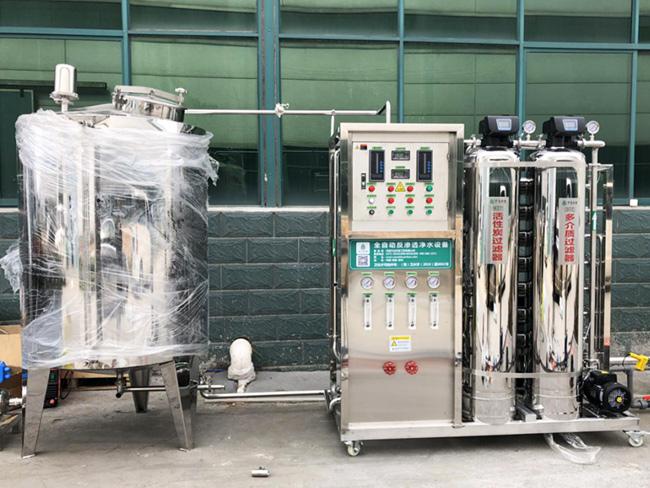医疗器械生产纯化水设备