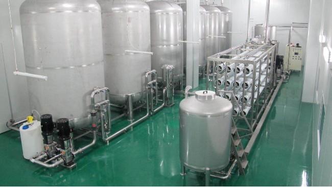 【万达环保】河南食品反渗透设备主要应用在哪些行业领域