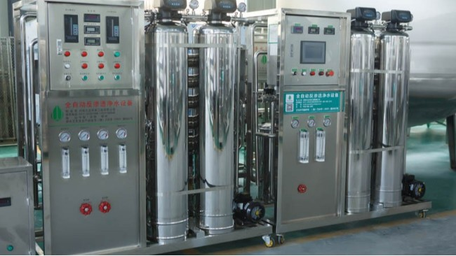 制备纯化水时,超滤、纳滤、微滤和反渗透的区别