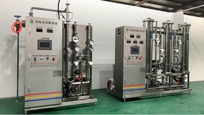 医药生产该选择怎样的水处理设备