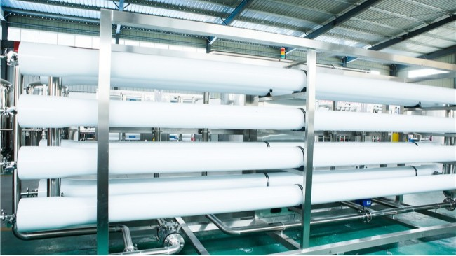 反渗透纯水设备更换膜元件的省钱方法