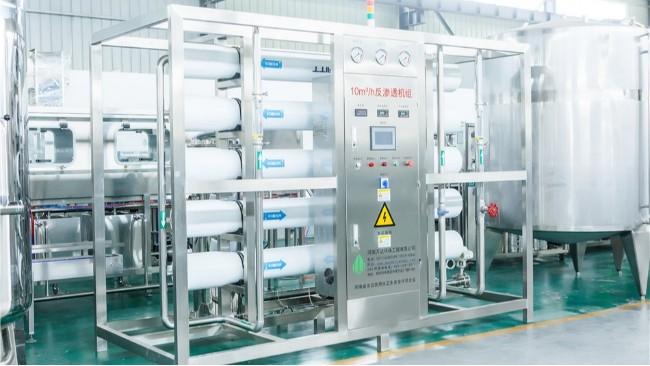 纯化水系统活性炭过滤器巴氏规程