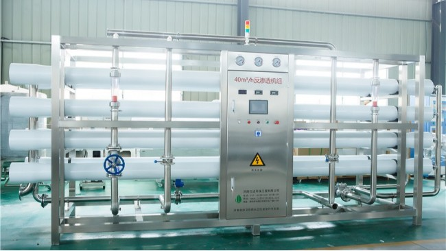 反渗透纯净水设备如何挑选
