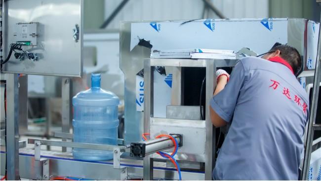 纯化水设备产水质量差的原因及解决方法