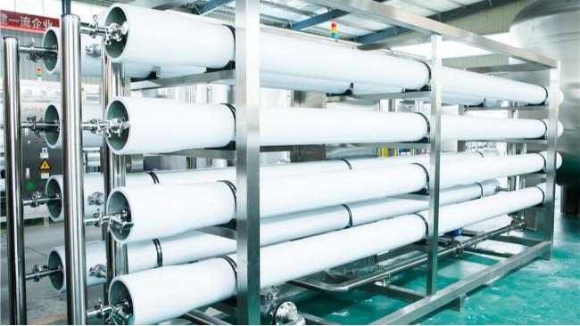 工业纯水设备的介绍及应用领域