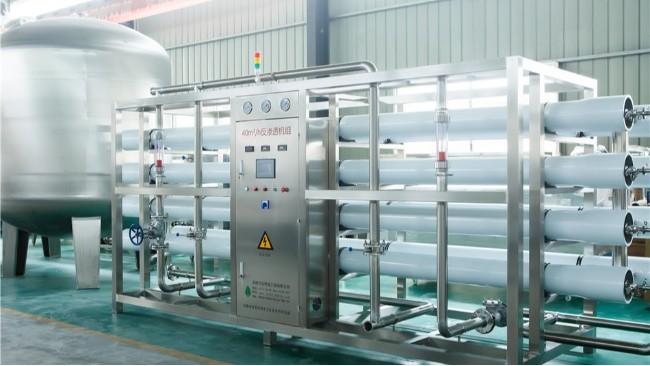 如何选购一套合适的纯水处理设备