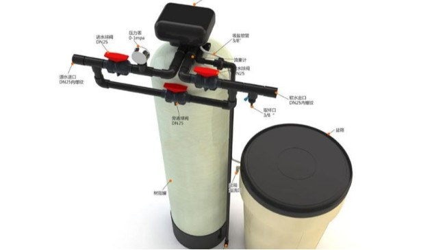 【万达环保】纯净水设备和软化水设备有哪些区别?