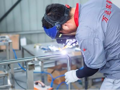 工厂加工焊接