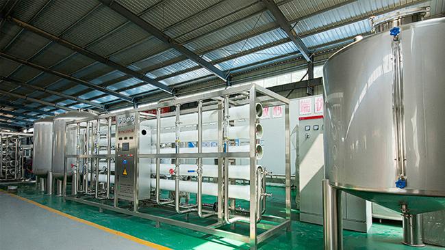 解析提高纯净水设备的净化效率有哪些方法