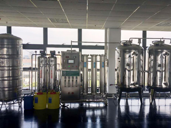 河南豫冠化工科技开发有限公司超纯水项目