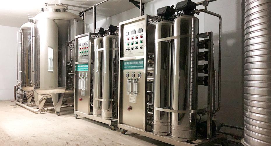 电子半导体行业用纯水设备