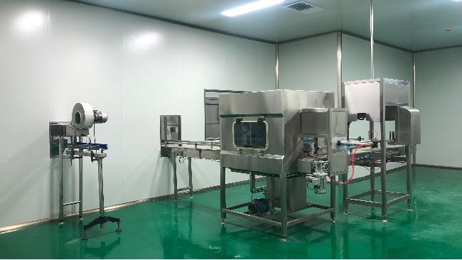 【万达环保】河南郑州纯净水生产线设备一套多少钱
