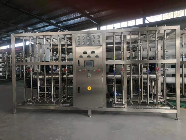 医疗卫生纯化水设备厂家