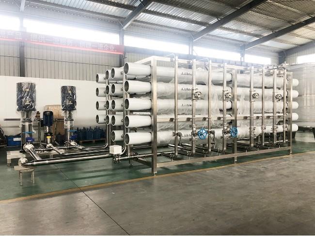河南医疗卫生纯化水设备