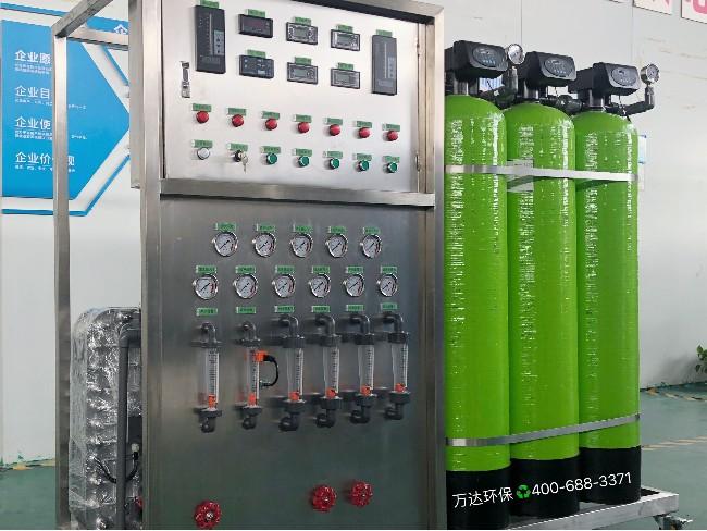 河南医疗器械纯化水设备