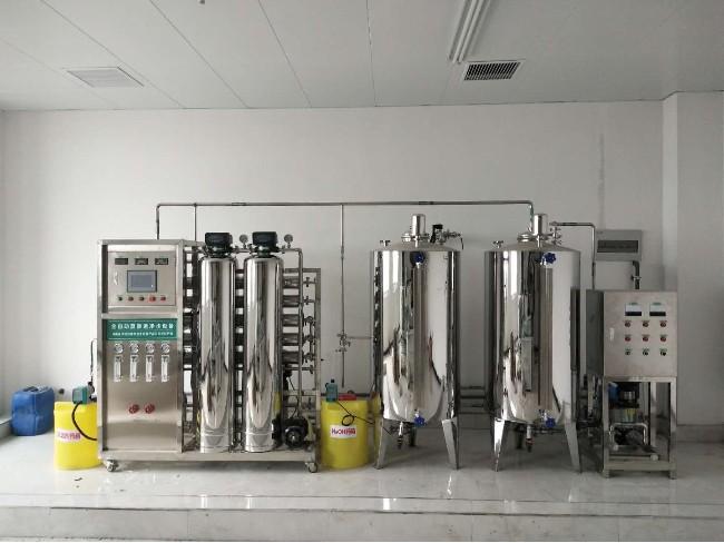 医疗器械纯化水设备系统验证