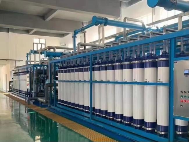 化工行业净水设备厂家
