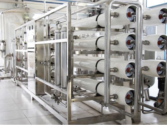 化工行业纯净水设备